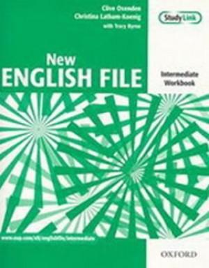 New English File Intermediate Workbook
