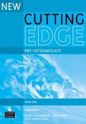 New Cutting Edge Pre-intermediate Workbook with key - Jane Comyns Carr, S. Cunningham, P. Moor, F. Eals