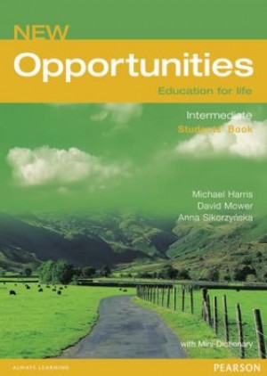 Opportunities Global Intermediate Students´ Book NE