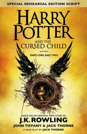 Harry Potter and the Cursed Child (8) - Parts I & II - Joanne K. Rowlingová, Jack Thorne, John Tiffany