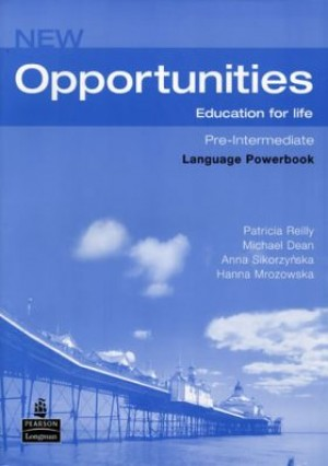 Opportunities Global Pre-Int Language Powerbook Pack