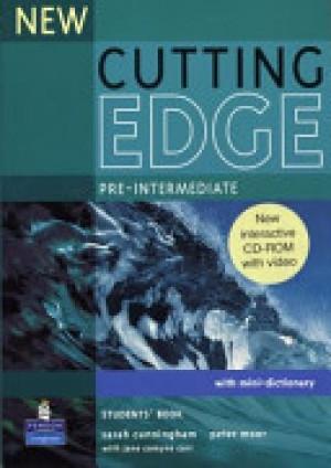 New Cutting Edge Pre-intermediate Student ´s Book - Jane Comyns Carr, S. Cunningham, P. Moor, F. Eals