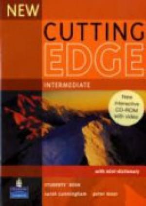 New Cutting Edge Intermediate Student´s Book - Jane Comyns Carr, S. Cunningham, P. Moor, F. Eals