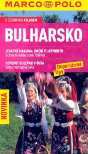 Bulharsko/cestovní průvodce ČJ MD