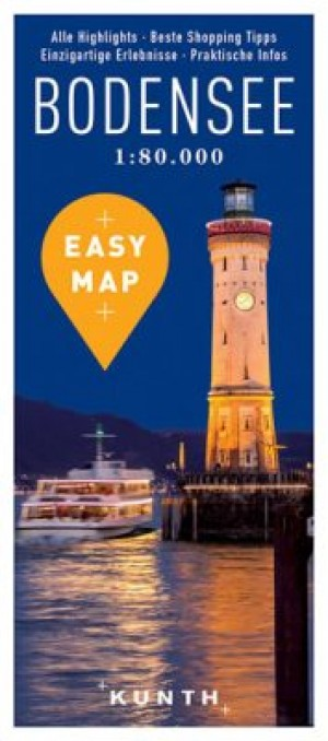 Bodensee Easy Map
