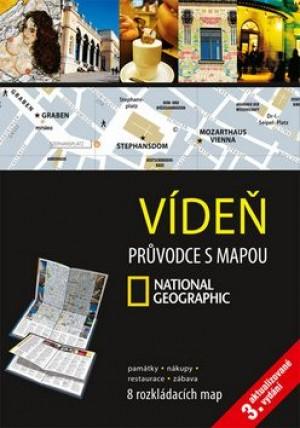 Vídeň - Průvodce s mapou National Geographic