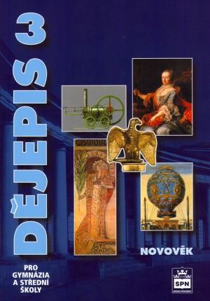 Dějepis 3 pro gymnázia a střední školy - Novověk