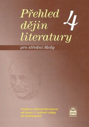 Přehled dějin literatury 4