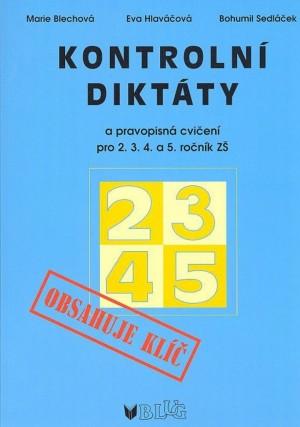 Kontrolní diktáty a pravopisná cvičení p
