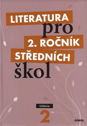 Literatura pro 2.ročník SŠ - Učebnice