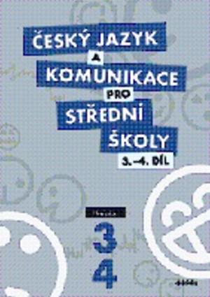 Český jazyk a komunikace pro SŠ - 3.-4.díl (učebnice)