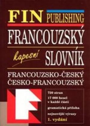 Slovník FIN FČ-ČF kapesní