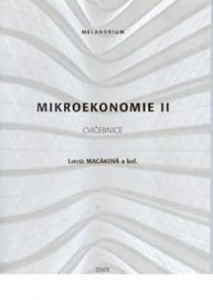 Mikroekonomie II cvičebnice