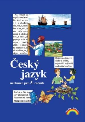 Český jazyk 5 – učebnice, původní řada