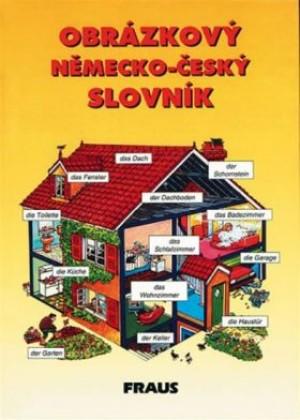 Obrázkový německo - český slovník